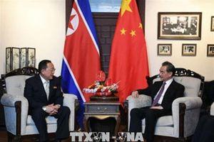 Bộ trưởng Ngoại giao Trung Quốc, Triều Tiên hội đàm về vấn đề phi hạt nhân hóa
