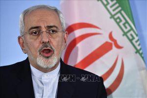 Iran tiếp tục chống lại các biện pháp trừng phạt 'trái phép' của Mỹ