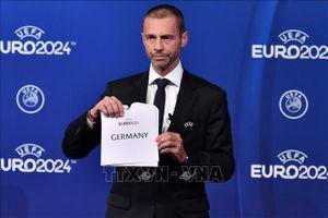 Đức giành quyền đăng cai EURO 2024