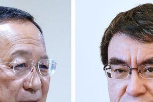 Ngoại trưởng Triều Tiên-Nhật Bản lần đầu gặp nhau sau 3 năm