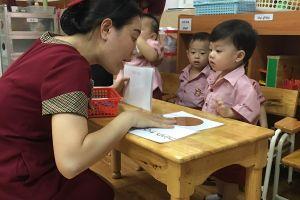 Trường Mầm non Học viện Sài Gòn Q1 được Sở GD&ĐT TP.HCM công nhận đạt tiêu chuẩn giáo dục