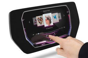 Màn hình công nghệ 3D Touch sẽ sớm có mặt trên các mẫu xe tới đây