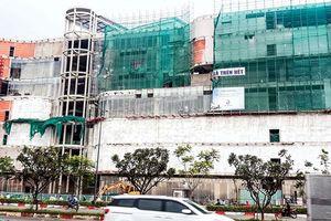 Thi công nhà cao tầng ở TPHCM: Nhiều công trình mất an toàn lao động