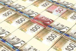 Đồng nội tệ của Canada rớt giá vì Mỹ dội nước lạnh vào dàm phán NAFTA