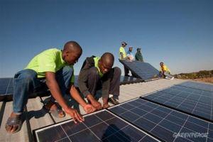 WB đầu tư 1 tỷ USD để thúc đẩy sử dụng năng lượng Mặt Trời