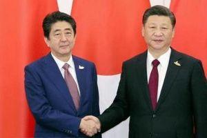 Chuẩn bị cuộc gặp thượng đỉnh song phương Trung Nhật