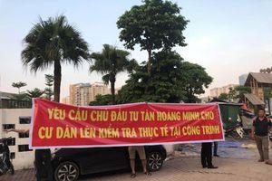 Cư dân D'Capitale phản đối căn hộ cao cấp hành lang như nhà thu nhập thấp