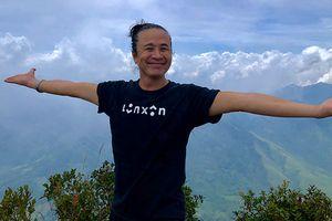 Ai nói nhạc sĩ Lê Minh Sơn 'khó tính': Mặc áo học trò Lộn Xộn và lên núi lấy cảm hứng sáng tác dễ thương thế này!
