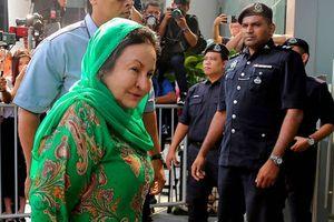Phu nhân cựu Thủ tướng Malaysia bị thẩm vấn vì tội tham nhũng