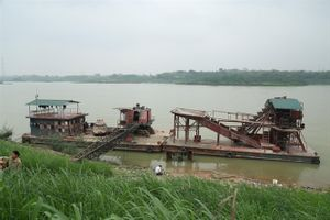 Phú Thọ ban hành Chỉ thị: Chỉ được khai thác khoáng sản vào ban ngày