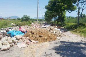 Đà Nẵng: Dự án Phương Trang trở thành 'bãi rác' đổ xà bần, UBND quận Liên Chiểu đang ở đâu?
