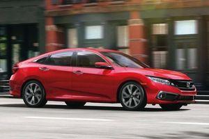 Honda Civic thế hệ mới sẽ được mở bán vào năm 2019