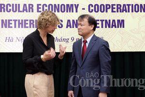 Việt Nam- Hà Lan hợp tác xây dựng nền kinh tế tuần hoàn