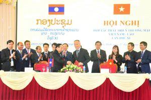Thúc đẩy hợp tác phát triển thương mại biên giới Việt Nam- Lào