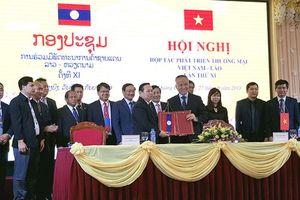 Việt Nam - Lào: Phát triển thương mại biên giới theo thế mạnh hai quốc gia