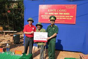 Xây dựng nhà tình nghĩa cho đồng bào dân tộc Quảng Bình