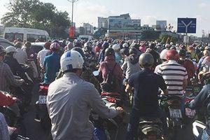 Giải pháp chống ùn tắc giao thông khu vực sân bay Tân Sơn Nhất