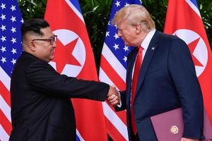 Tổng thống Trump: 'Nếu tôi không đắc cử, chiến tranh Mỹ-Triều đã nổ ra'