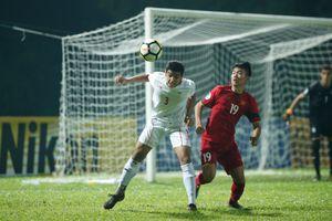 Thua đậm U16 Iran, U16 Việt Nam chia tay VCK U16 châu Á 2018