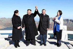 Núi thiêng Paektu: Điểm gặp lịch sử của lãnh đạo liên Triều