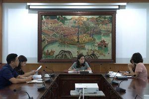 Cục Văn hóa cơ sở triển khai nhiệm vụ cuối năm 2018