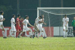 Dừng bước tại vòng bảng, U16 Việt Nam bỏ lỡ cơ hội tái lập kỳ tích
