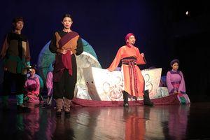 10 Nhà hát tham gia Liên hoan sân khấu Thủ đô