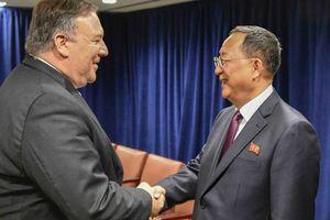 Ngoại trưởng Mỹ - Triều Tiên hội đàm ở New York