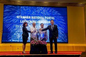 FPT IS triển khai cổng thông tin điện tử quốc gia cho Myanmar