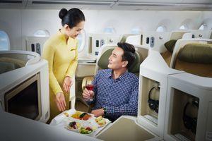 Vietnam Airlines nhận giải hãng hàng không 4 sao toàn cầu