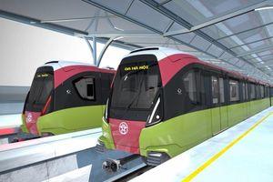 80% người được hỏi khen mẫu tàu metro Nhổn - Ga Hà Nội