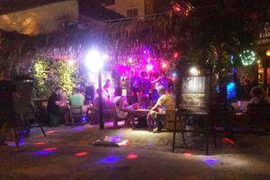 21 du khách ở khu phố Tây tại Đà Nẵng dương tính với ma túy