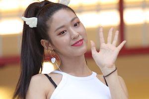 Nhan sắc đời thực của mỹ nữ có thân hình chuẩn nhất Kpop tại Việt Nam