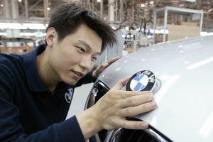 Mua căn hộ, được tặng xe BMW tại Trung Quốc