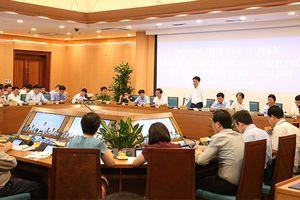 Chủ tịch Nguyễn Đức Chung: Rà soát, tập trung hoàn thành các chỉ tiêu, kế hoạch
