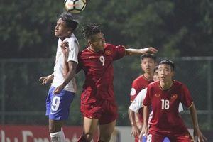 Thua đậm 0-5 trước U16 Iran, U16 Việt Nam chia tay giải Châu Á ngay ở vòng bảng