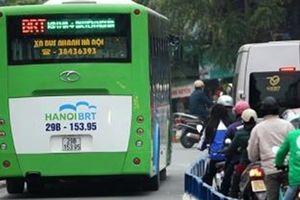 Buýt BRT chênh 40 tỷ mua xe: Nỗi buồn tiền đi vay