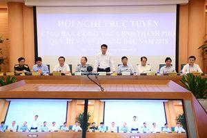 Chủ tịch Hà Nội chỉ đạo điều tra vụ bảo kê chợ Long Biên