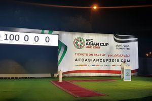 Đến Giải vô địch bóng đá châu Á còn 100 ngày