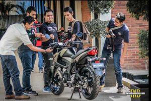 Lộ giá bán 'át chủ bài' GSX150 Bandit của Suzuki