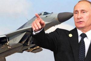 Đây là điều Putin sẽ làm khi Israel cố 'vuốt râu hùm' ở Syria