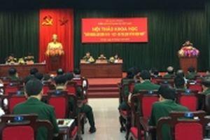 Khởi nghĩa Lam Sơn - giá trị lịch sử và hiện thực