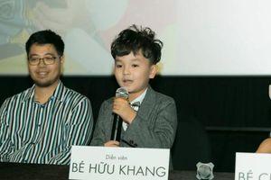 Bị dân mạng chê bai, bé Hữu Khang trong 'Chú ơi, đừng lấy mẹ con' nhập viện