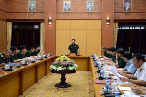 Bộ Quốc phòng triển khai nhiệm vụ quân sự - quốc phòng tháng 10 năm 2018