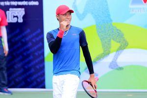 Tuyển thủ quần vợt Phạm Minh Tuấn giải nghệ ở tuổi 24