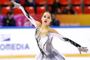 'Công chúa' trượt băng người Nga lại phá kỷ lục thế giới