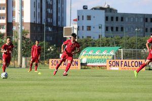 Đội tuyển U.19 Việt Nam được 'tiếp sức' trước VCK châu Á 2018