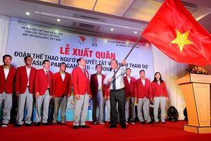 Asian Para Games 2018: Các vận động viên Việt Nam tranh tài ở 7 môn