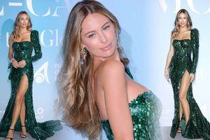 Ngắm vóc dáng 'vạn người mê' của siêu mẫu Đan Mạch