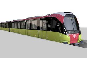 80% ý kiến hài lòng với thiết kế tàu đường sắt tuyến Nhổn - Ga Hà Nội